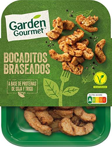 GARDEN GOURMET Bocaditos Braseados Vegetarianos Refrigerados, 175g