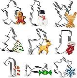 Moldes de galletas de Navidad