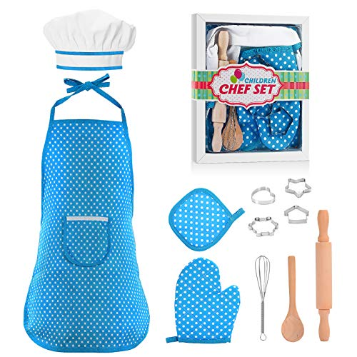 KITY Juguetes Niños 3 a 8 Años, Juego de simulación de Cocina Juguetes para Niños de 3-8 Años...