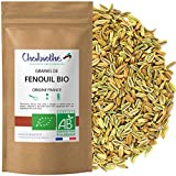 Hinojo Bio Semillas 200g - orgánico, bolsa biodegradable