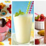 Batidos de fruta, ¡6 recetas de batidos deliciosos!