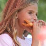 Meriendas infantiles, opciones saludables