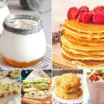 Meriendas saludables (las mejores recetas de meriendas fáciles y sanas)