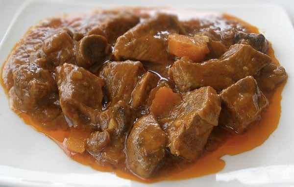 Carne Con Tomate Pequerecetas