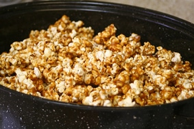 palomitas dulces sweet popcorn