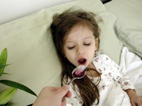 gripe A y alimentacion