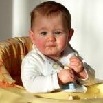 Alimentación infantil, introducción de 0 a 3 años