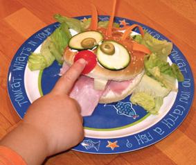 Nutrici n divertida para tus hijos fusi n 90 1 fm for Platillos para ninos