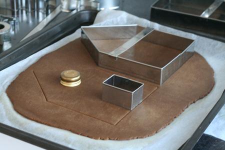 como hacer galletas jengibre