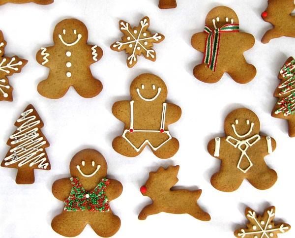 Imagenes De Galletas De Navidad Animadas.Especial Galletas De Jengibre