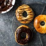 como hacer donuts sin gluten al horno receta