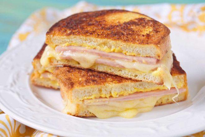 Montecristo sandwich receta
