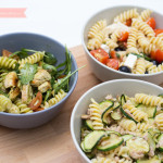 Ensalada de pasta, 10 recetas fáciles ¡para sorprender!