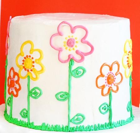 Decorar una tarta de cumplea os - Decorar cumpleanos infantil ...