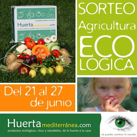 Sorteo agricultura ecológica