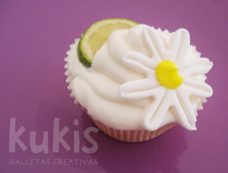 Cupcakes Margarita