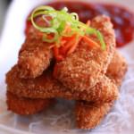 Nuggets de pollo crujiente