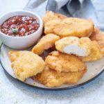 nuggets de pollo receta
