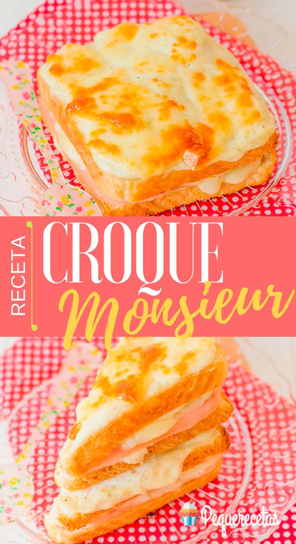 croque monsieur receta