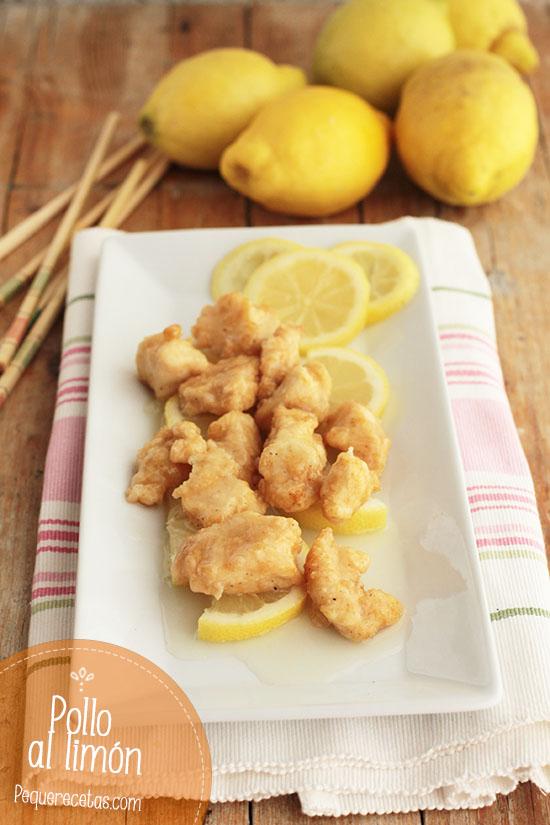 7 recetas de pollo f ciles y deliciosas pequerecetas - Salsa de pollo al limon ...