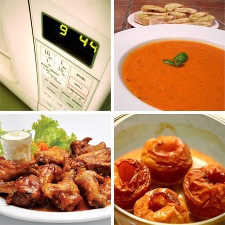 Microondas 3 recetas f ciles para un men pequerecetas for Comidas hechas en microondas