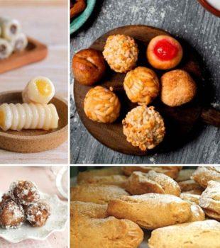 dulces tipicos Día de Todos los Santos