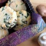 Recetas de galletas de verduras