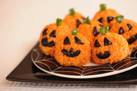 Entrantes Halloween