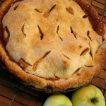 Tarta de manzana americana (Apple Pie)