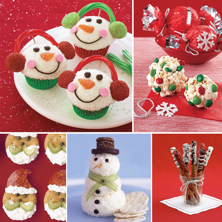 5 Recetas De Navidad Para Niños Pequerecetas