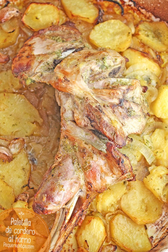 Paletilla-de-cordero-al-horno
