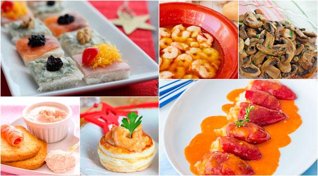 Cenas especiales para navidad aperitivos para sorprender for Platos para aperitivos
