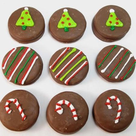 Galletas de navidad oreo decoradas muy f ciles for Paletas de cocina decoradas