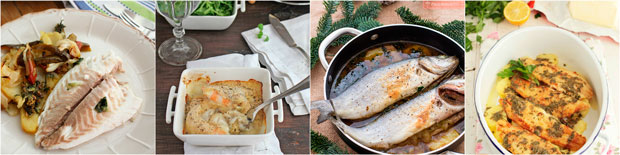 recetas navidad pescado