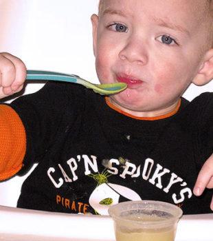 Alimentación infantil inapetencia