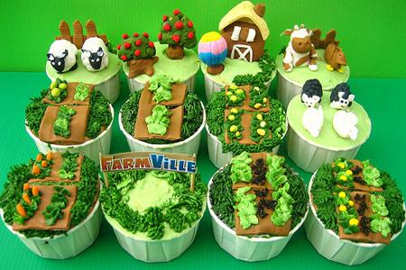 Cupcake f Farmville