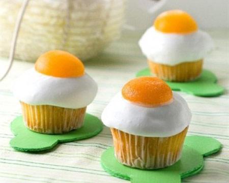 Cupcake H Huevo