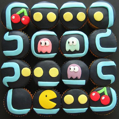 Cupcake j Juego