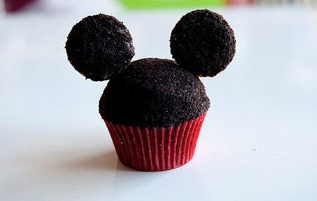 Cupcake Walt Disney