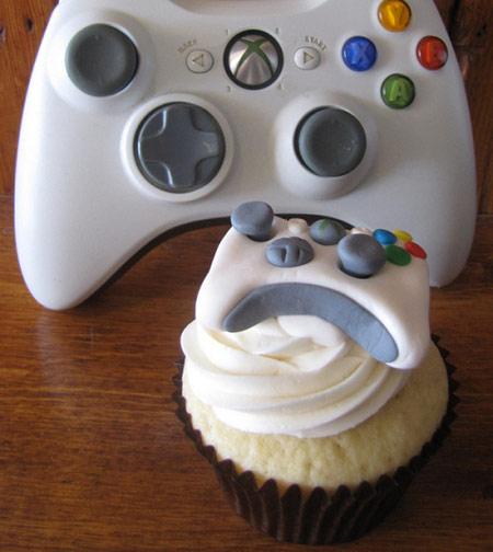 Cupcake Xbox