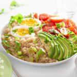 Ensalada de QUINOA (8 recetas de ensaladas con quinoa fáciles y sanas)