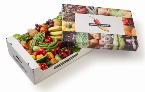 Caja Agricultura ecologica