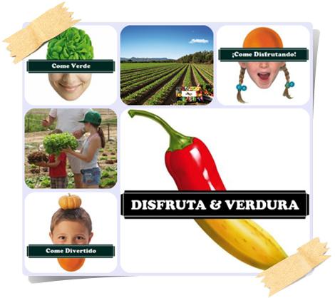 Disfruta y verdura