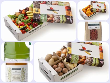 Lote productos ecologicos