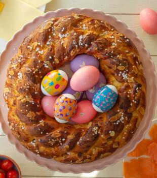 Corona de Pascua Osterkranz