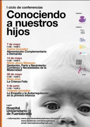 Carlos Gonzalez conferencia