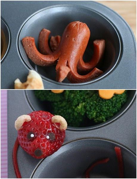 Cocina para niños detalle