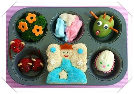 Recetas de cocina para ni os muy divertidas pequerecetas for Cocina creativa para ninos