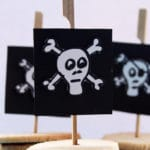 ¿Galletas con chocolate o Barcos piratas?…