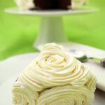 Cómo decorar bizcochos: Rose cake